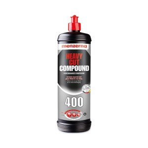Das Kraftpaket Menzerna HCC 400 eliminiert Kratzer, Sprühnebel und starke Gebrauchsspuren schnell und gründlich. Bestes Preis-Leistungs-Verhältnis