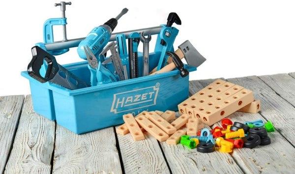 Komplettset Werkzeugkasten für Kinder