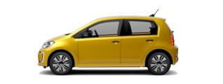 Carportil VW E-Up