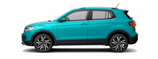 Carportil VW T-Cross