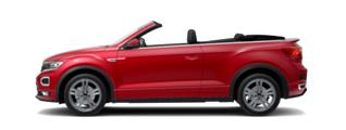 Carportil VW T-Roc R Cabrio