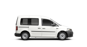 Carportil VW Caddy