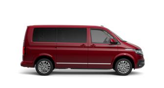Carportil VW Multivan 6.1