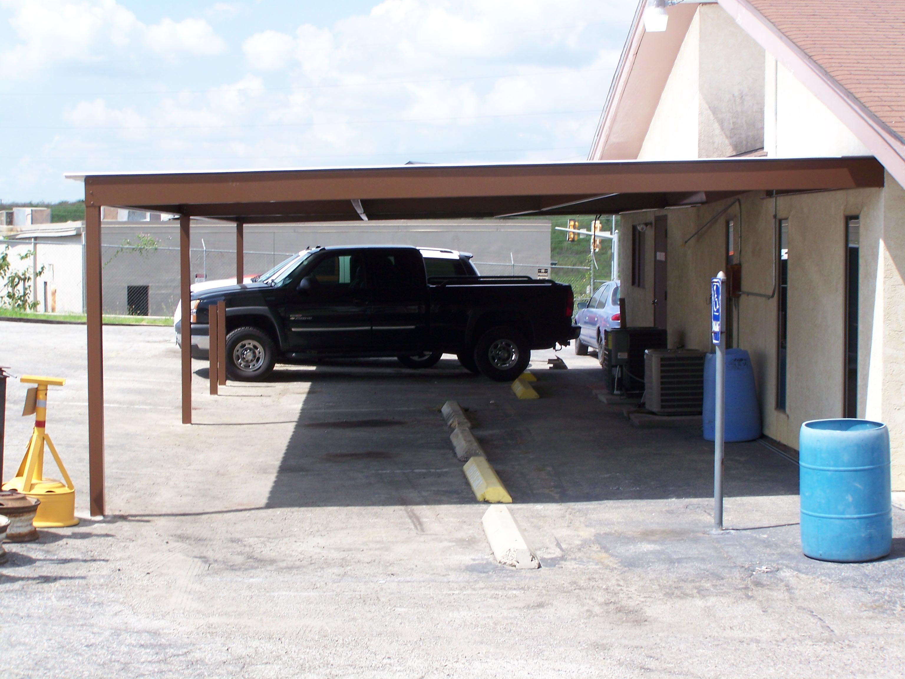 Covered Parking Installer San Antonio Texas Business