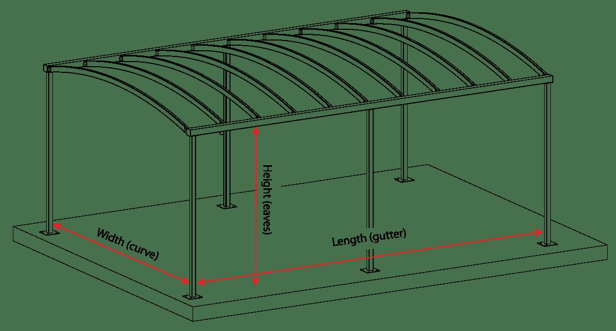 Carport Or Canopy Quotation Kappion Carports Amp Canopies