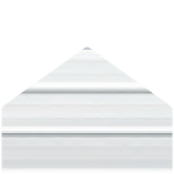 Steel Buildings Color White icon for Selection