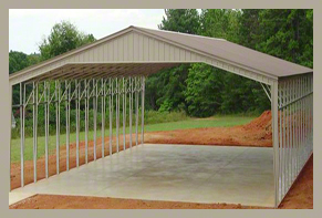 Steel Buildings Triple Wide Certified