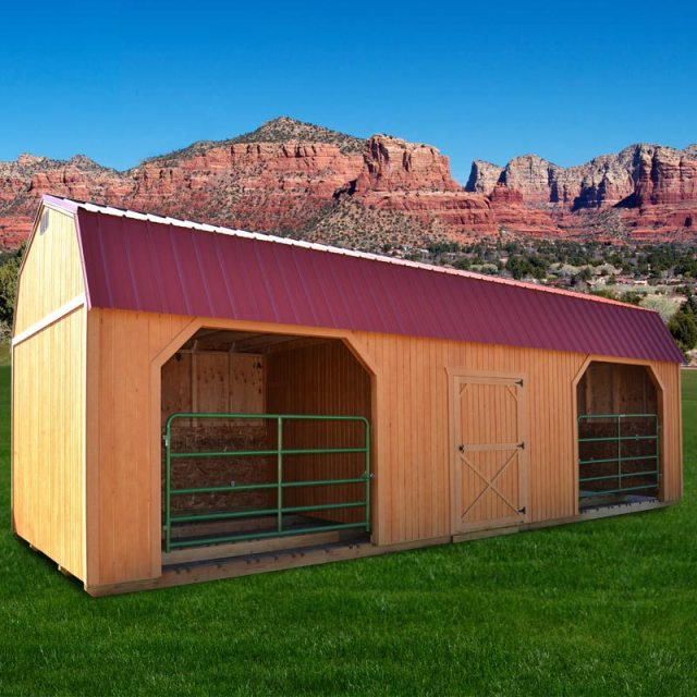 DuraTemp Horse Barn