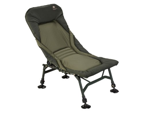 JRC Stealth X-Lite Recliner Chair, for the angler that like that extra comfort on the bank