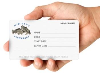 Fishing Membership