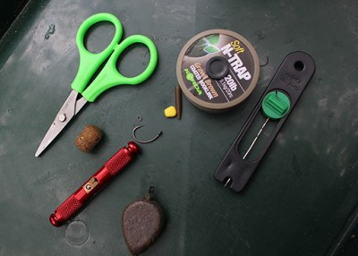 Making your own carp rigs