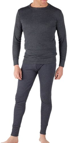 Thermal long johns and vest