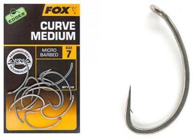 Fox Edges Arma Point Curve Shank