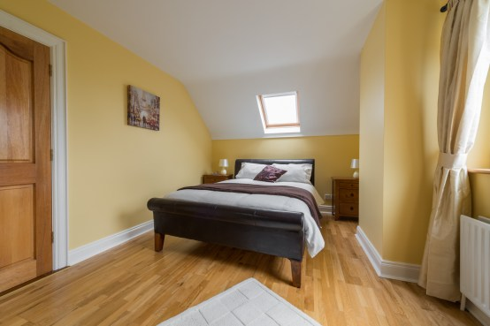 Second Ensuite Double Bedroom With King Sized Bed