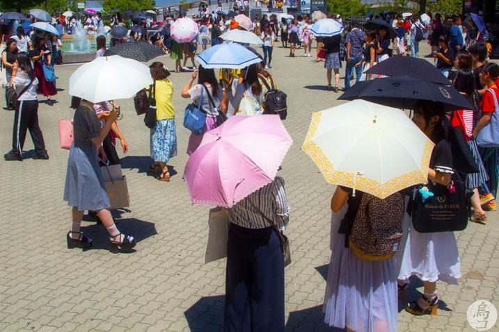 adolescentes en japon