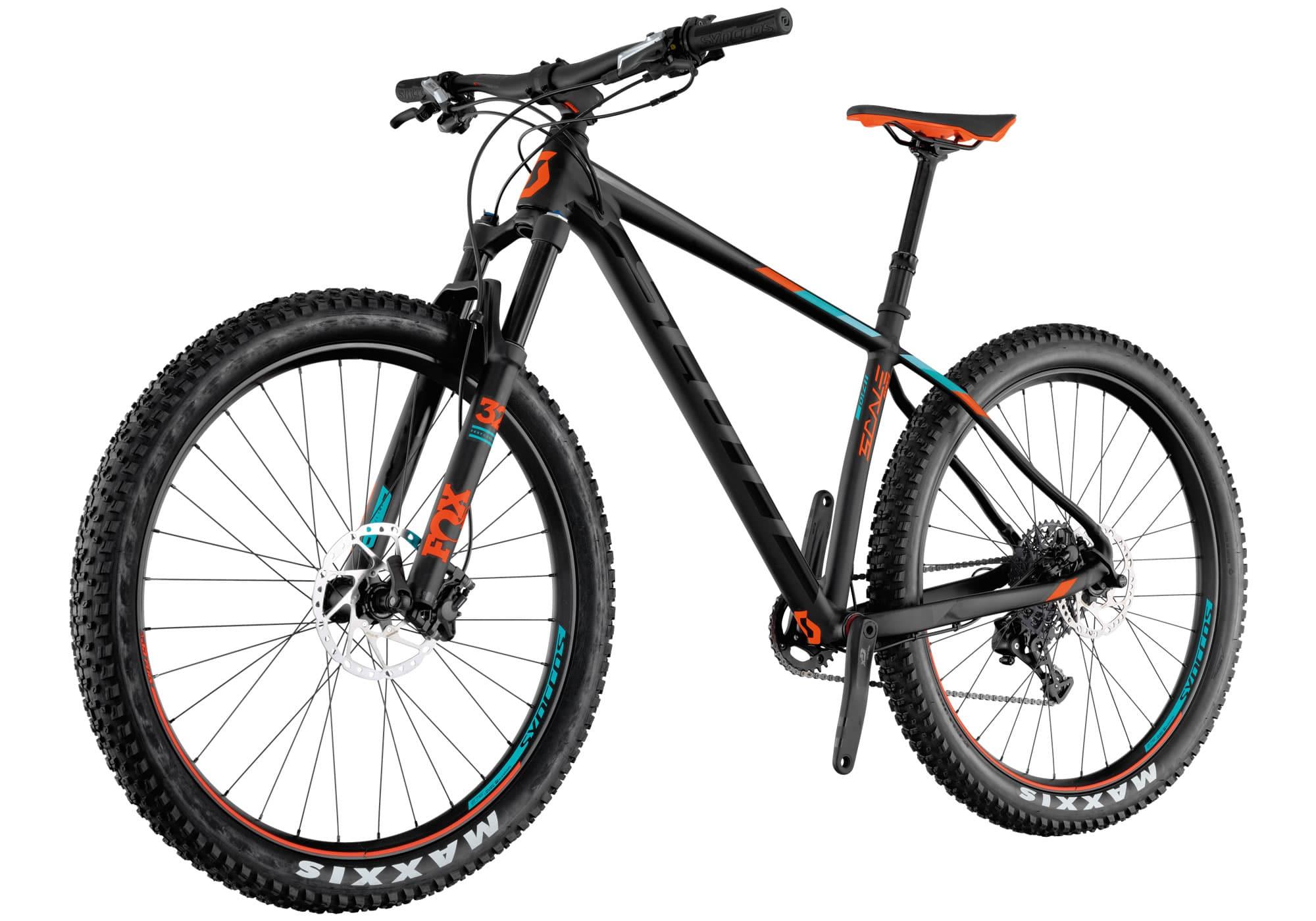Bicicleta De Montana Scott Scale 710 Plus Nueva E
