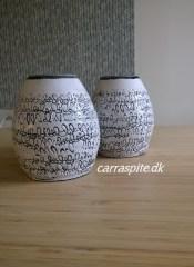 krussedulle vaser fra House Doctor CARRASPITE DK