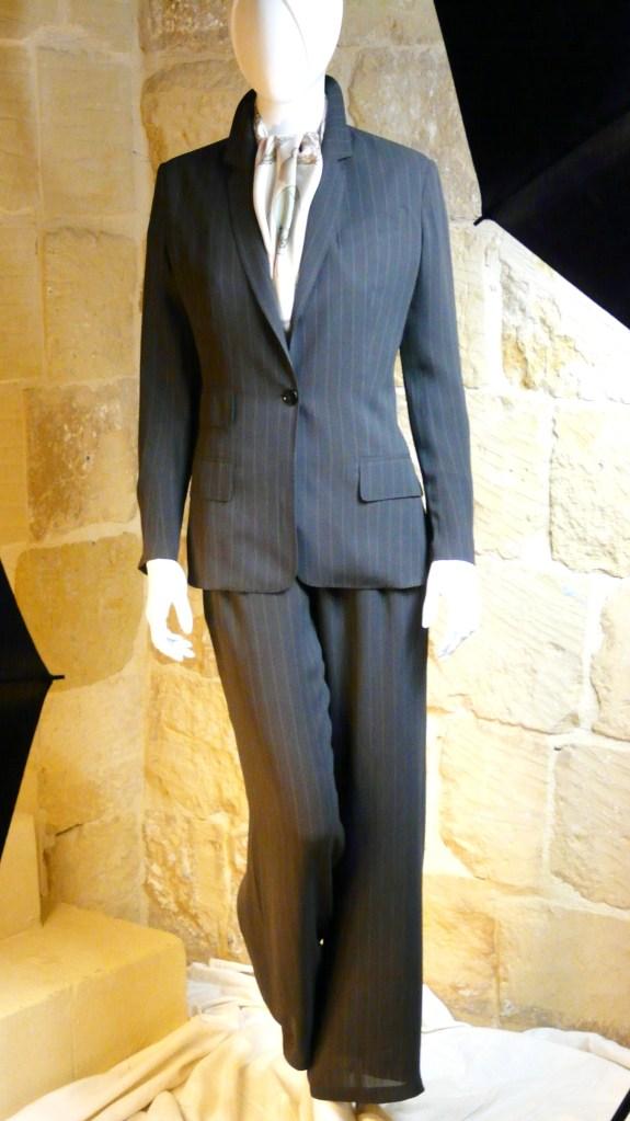 Hermes Silk Pant Suit