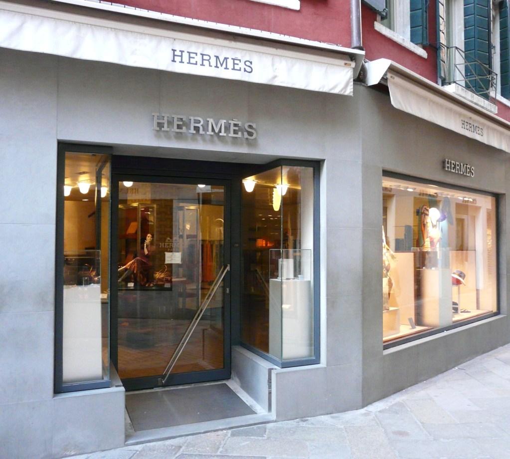 Hermes Venice, Italy