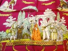 La Comedie Italienne, Hermes Jacquard Scarf