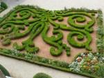 Garden at the Musée Carnavalet, Le Marais, Paris