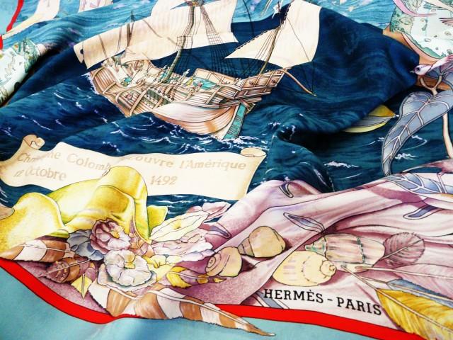 The latest from Carre de Paris - Purveyor of Vintage Hermès Scarves