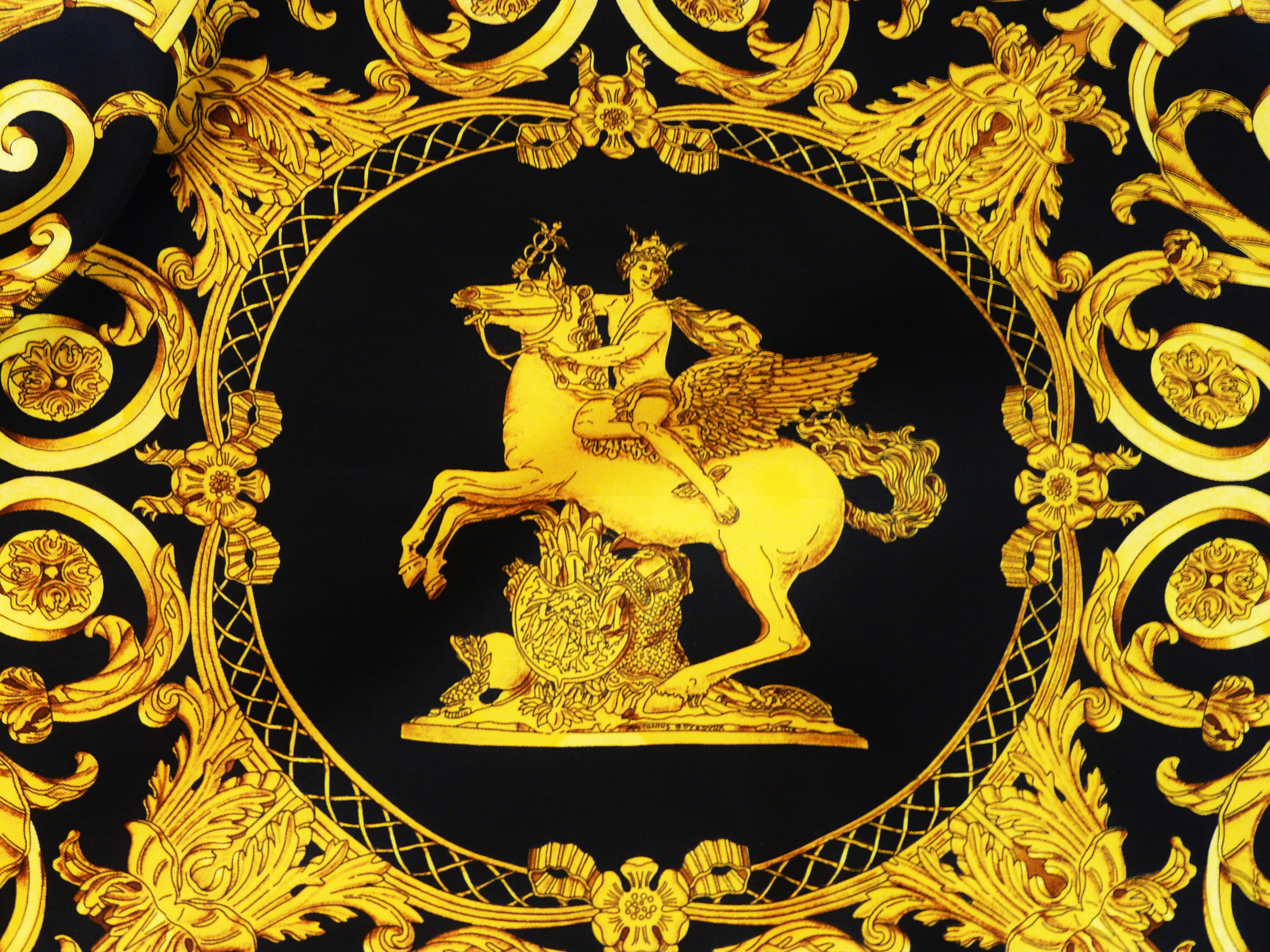 Les Tuileries, J. Mezt, Hermes . Mercury riding Pegasus