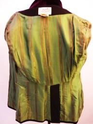 Lining of an HERMES Dressage Jacket