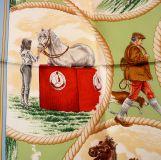 Auteuil en Mai HERMES 1997 Detail