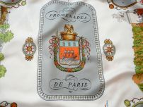 Promenades de Paris HERMES 1962, Coat f Arms