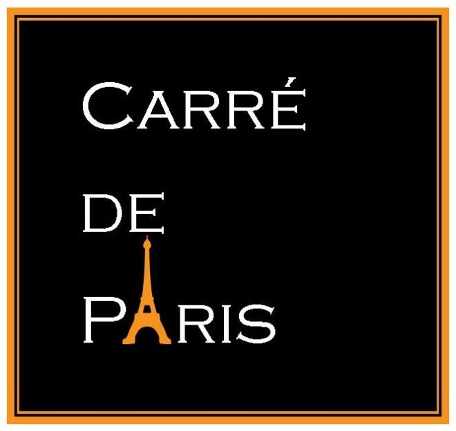 carre de paris logo with white border