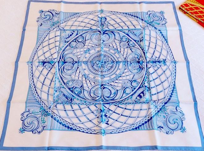 Monnaies et Symboles des Parisii HERMES Lt Blue