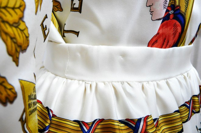 Republic Francaise HERMES Skirt Set