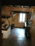 Kitchen at the Mozarthaus