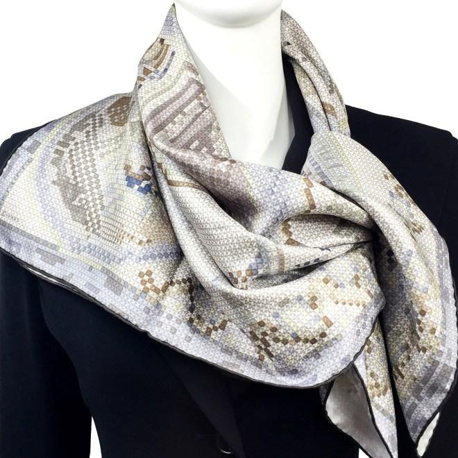 Hermes Silk Scarf Chevaux de France NIB