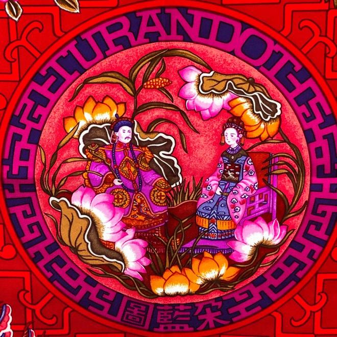 Turandot Hermes Silk Scarf GRAIL RED-15.jpg