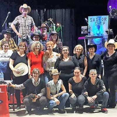 CONCERT DU SAILOR STEP COUNTRY BAND LE 16 FÉVRIER 2019
