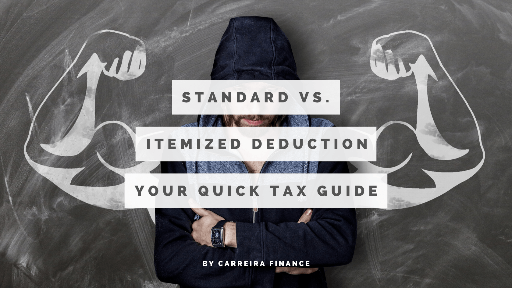 Standard vs. Itemized Deduction - Your Quick Tax Guide - Carreira Finance Coaching