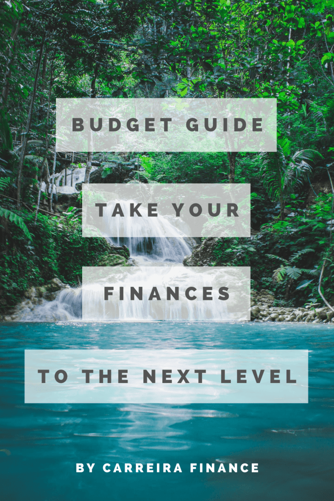 Budget Guide - Carreira Finance Coaching