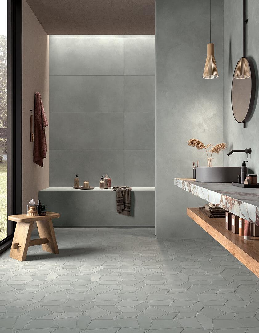 carrelage salle de bain carrelage sol