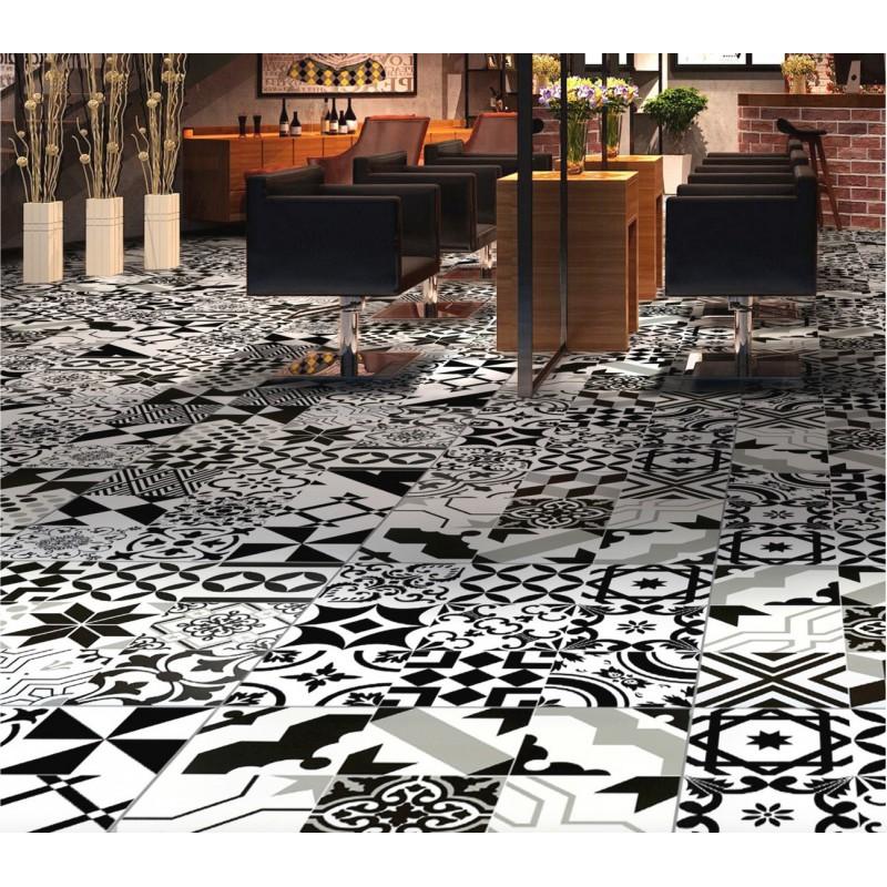 carrelage aspect carreaux ciment en ceramique zeal carrelage inox fr