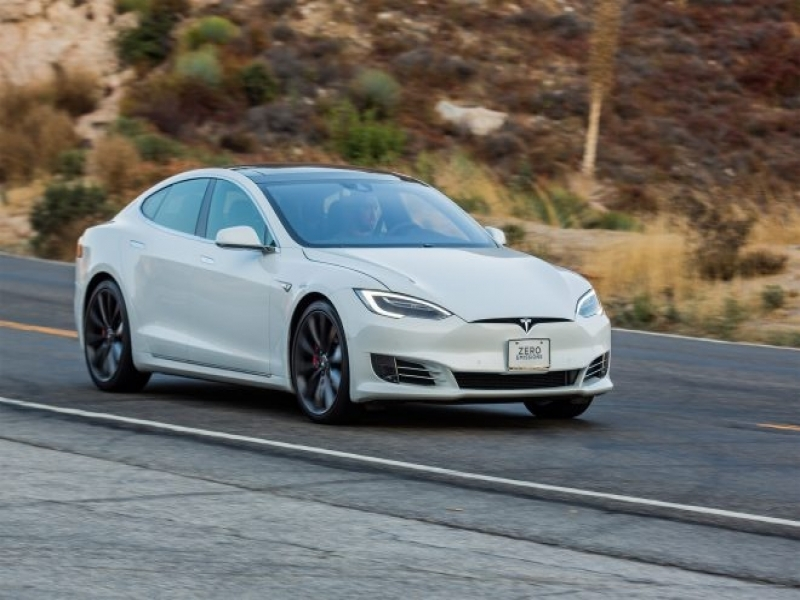 2016 Tesla Model S Getting Stuck In A 2016 Tesla Model S P90d Automobile Magazine