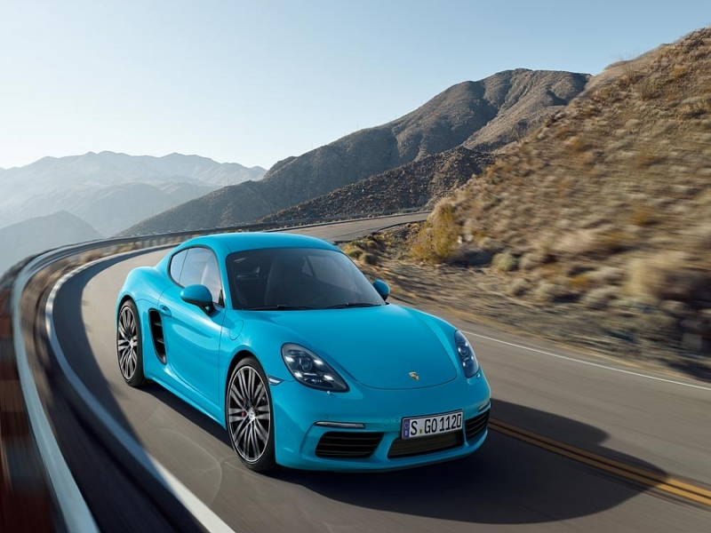 2017 Sport Cars Two Seater Sports Cars Pics New Porsche 718 Cayman S 2017 Images