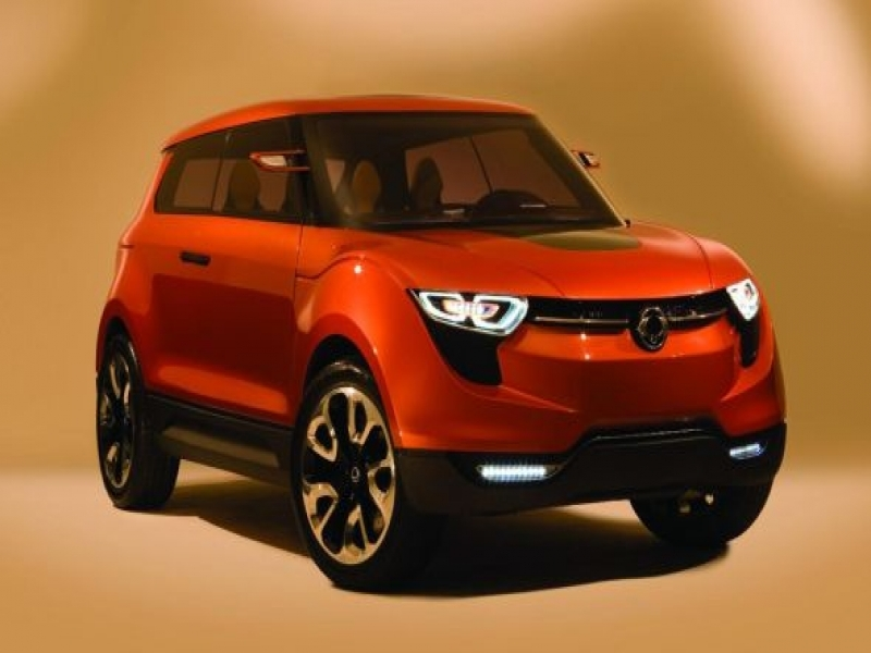 Mahindra New Car Launch	 Mahindra Lines Up Three New Suvs For India In The Sub 10 Lakh