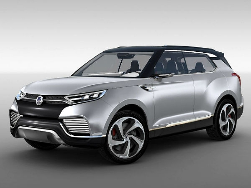Mahindra New Car Launch Ssangyong X100 Compact Suv Launch In 2015 Mahindra Version To