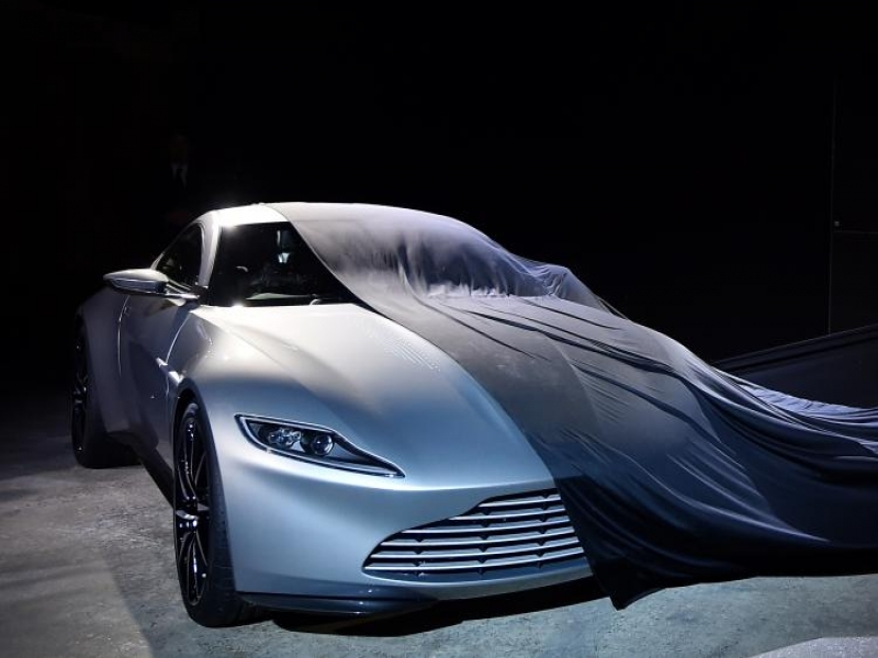 New Car Launch Event Aston Martin Db10 Is James Bond39s New Ride For 39spectre39 Ny