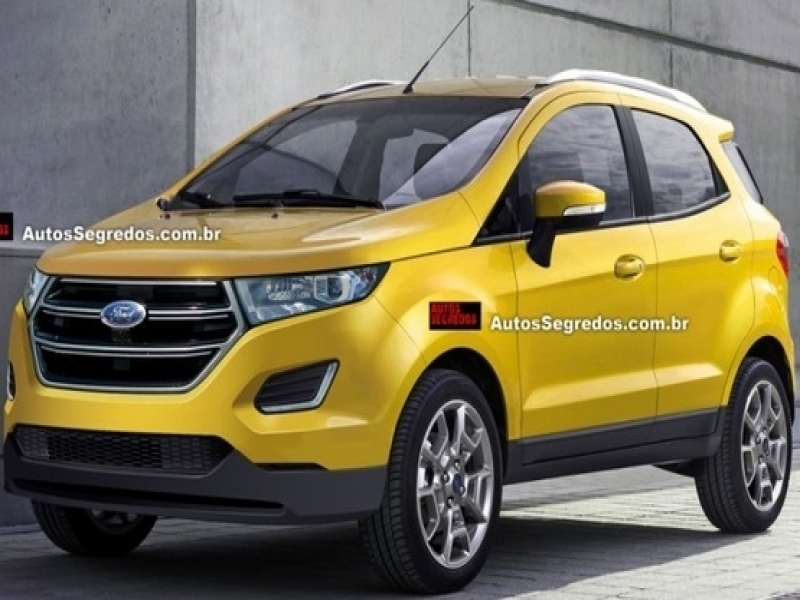 New Car Launches 2017 New Car Launches 2017 All New Ford Ecosport Expected To Launch