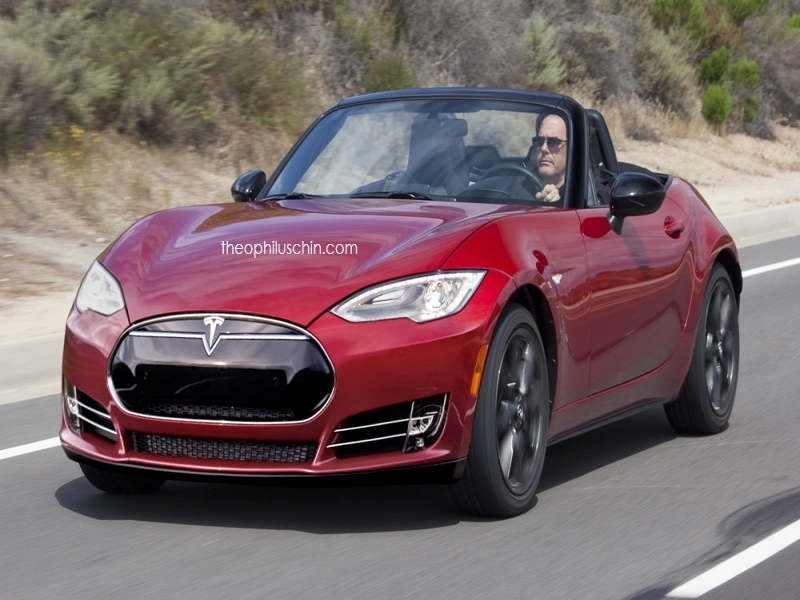 New Tesla Car 2016 Elon Musk Confirms New Tesla Roadster In Tweet Autoevolution