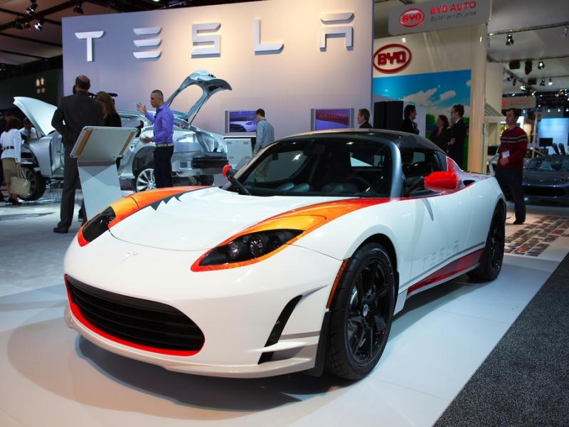 Tesla Roadster Tesla Roadster 30 Battery Info Emailed To Owners Gas 2