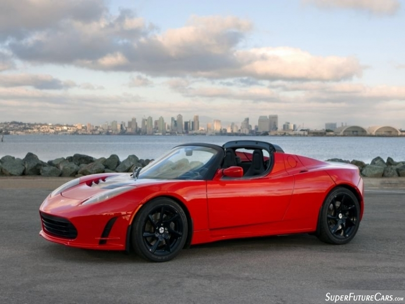 Tesla Roadster Tesla Roadster History Photos On Better Parts Ltd